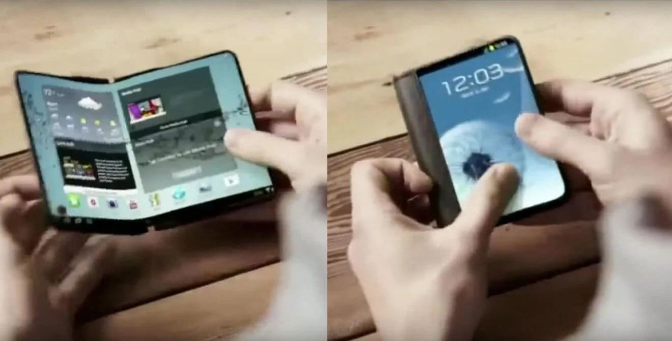 Samsung deve apresentar tela OLED esticável em feira de tecnologia