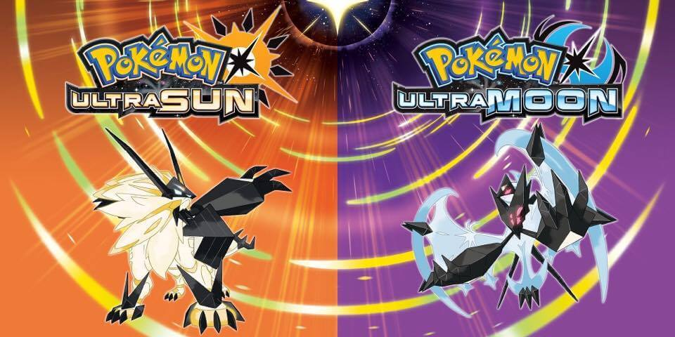 Pokémon Ultra Sun & Ultra Moon para Nintendo 3DS e Pokkén Tournament para Switch são anunciados