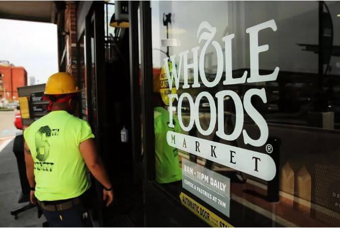488633879.0 - Amazon faz sua maior aquisição no ramo de alimentos e vai vender produtos orgânicos