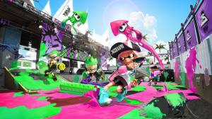 Splatoon 2 é lançado para o Nintendo Switch