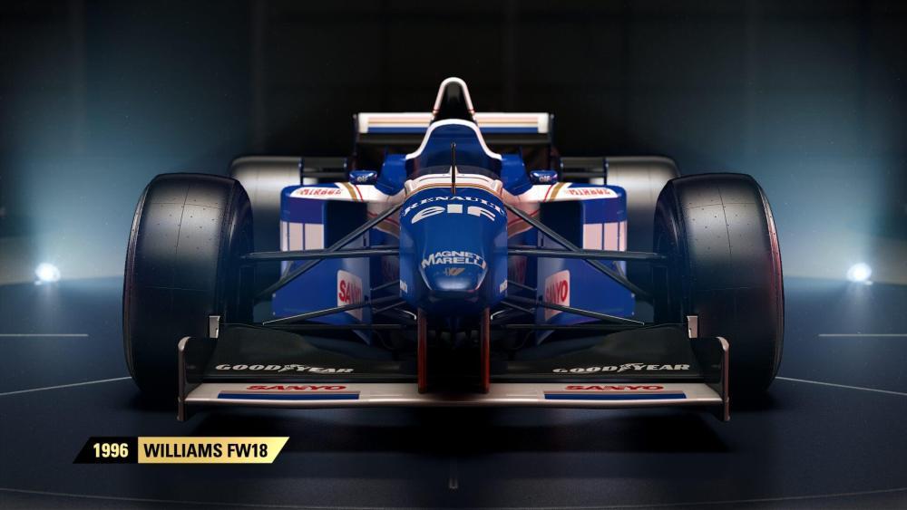 1996 Williams FW18