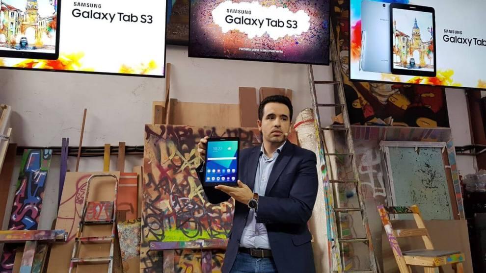 Galaxy Tab S3: novo tablet 'premium' da Samsung é lançado no Brasil 6
