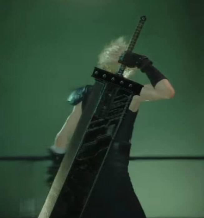 ff7c - 10 espadas que marcaram época na história dos games