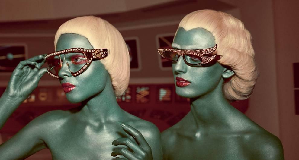 gucci fw17 campaign 5 - Uma surra de vintage sci-fi na mais nova campanha da Gucci
