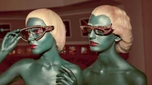 Uma surra de vintage sci-fi na mais nova campanha da Gucci 9