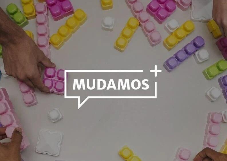 App Mudamos+: democracia com tecnologia para mudar o Brasil; mudamos; democracia