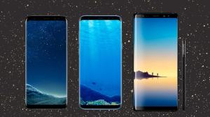 Comparativo Galaxy Note8 ou Galaxy S8 +