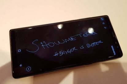 Galeria: confira as fotos e especificações do novíssimo Galaxy Note 8