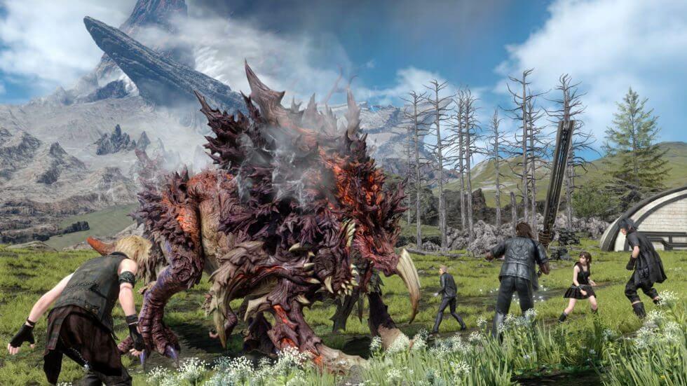 final fantasy xv windows edition nvidia ansel screenshot 001 980x551 - Final Fantasy XV será lançado para PC em 2018