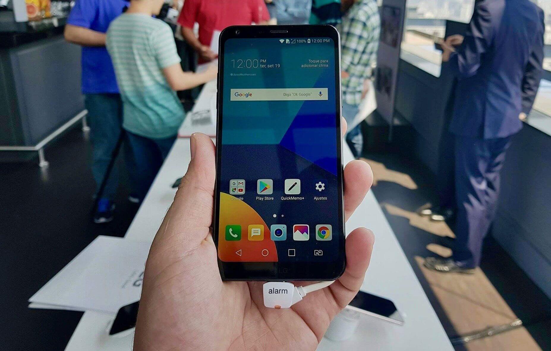 21886627 10208056778457316 1593159778 o - LG Q6 é o novo smartphone intermediário da LG com design premium