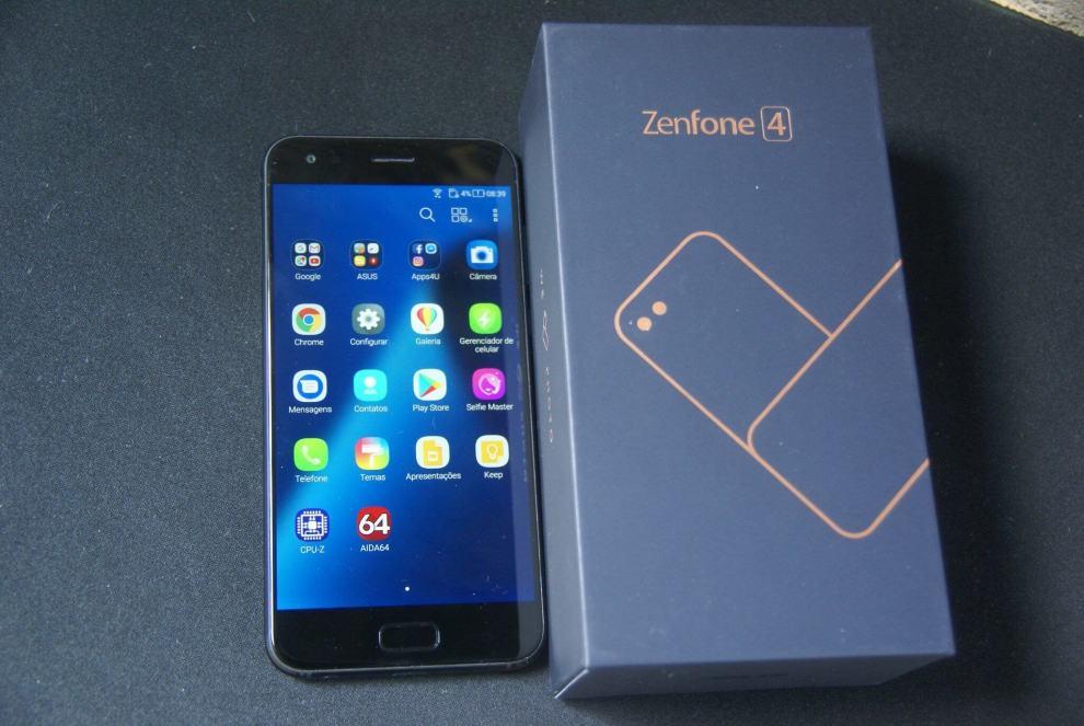 HANDS-ON: Primeiras impressões do Zenfone 4 4