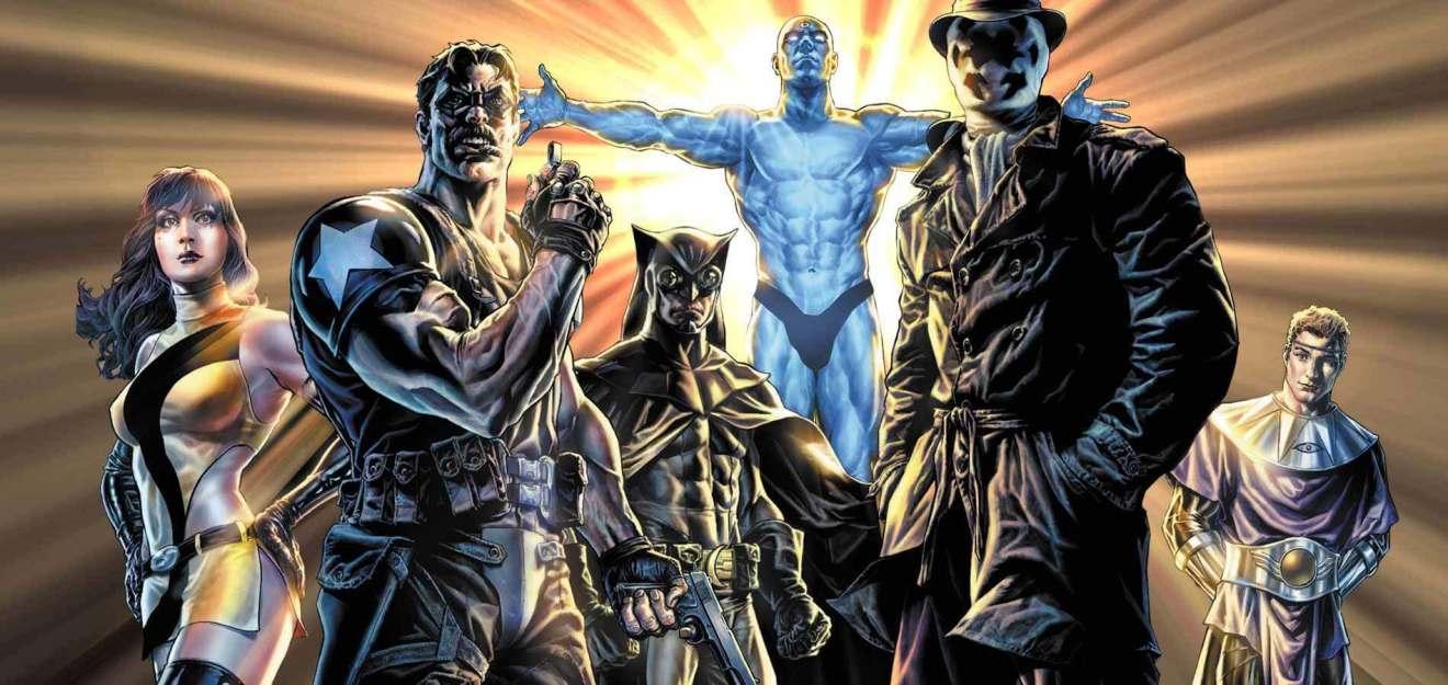 Watchmen terá sua segunda adaptação, a primeira televisiva