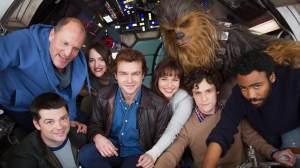 Han Solo: Veja novas imagens dos bastidores do filme 17
