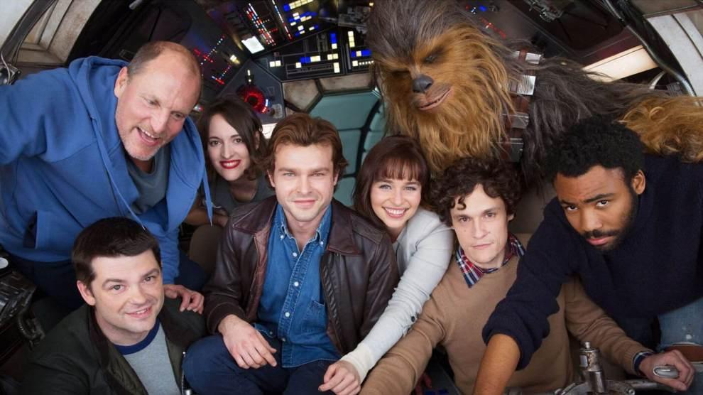 Han Solo: Veja novas imagens dos bastidores do filme 6
