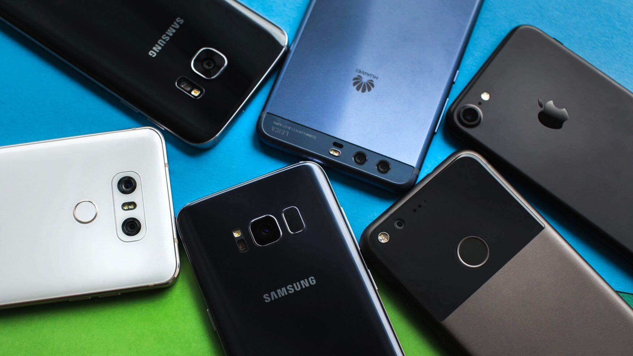 Smartphones buscados - Você sabe qual é a marca de celular mais vendida na OLX?