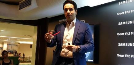 Samsung Gear Fit2 Pro é lançado no Brasil; confira o preço e detalhes