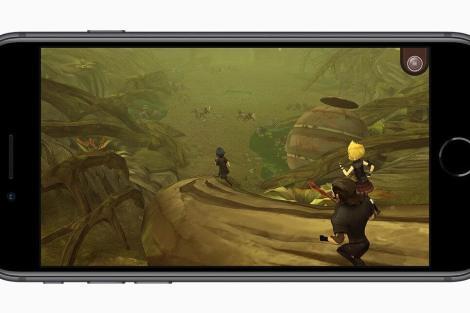 a11 bionic chip performance 1 - Apple anuncia novos iPhone 8 e iPhone 8 Plus