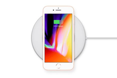 iPhone 8 Apple wirelles 1 - Apple anuncia novos iPhone 8 e iPhone 8 Plus