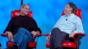 Em entrevista ao canal Fox no último domingo, Gates afirmou ter tido uma boa relação com Steve Jobs, no entanto, 'nada de iPhone'