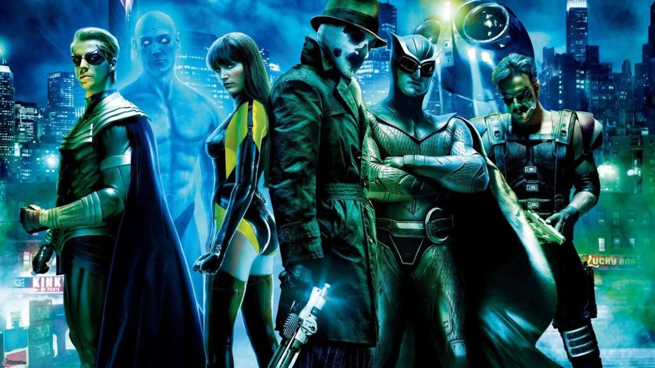 Watchmen, de Alan Moore e Dave Gibbons, foi para as telonas em 2009