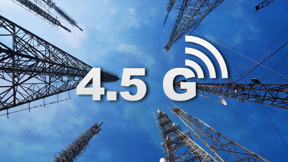 Tudo o que você precisa saber sobre a tecnologia 4.5G 4