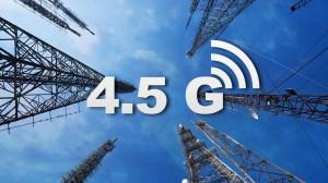 Tudo o que você precisa saber sobre a tecnologia 4.5G 9