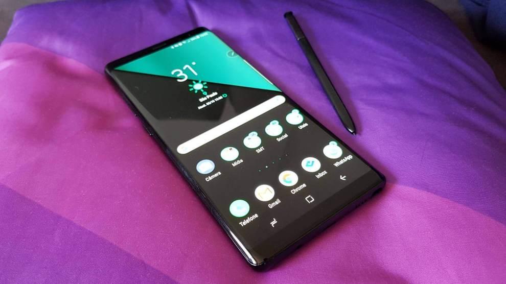 Vivo inicia pré-venda do Samsung Galaxy Note 8 3