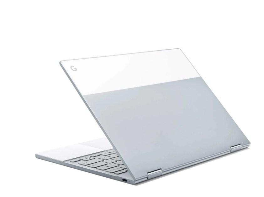 Google Pixelbook, o mais fino laptop da empresa.