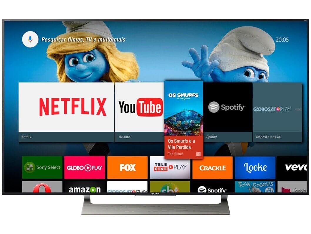 XBR 65X905E Sony Android TV - Review: Smart TV Sony 4K XBR-65X905E (Android TV)