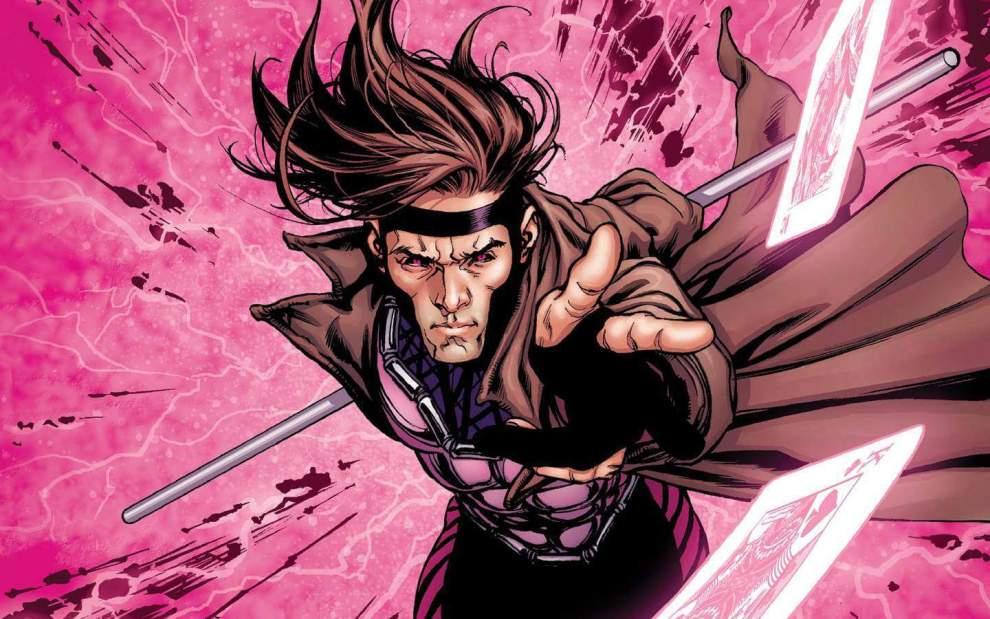 Gambit, dos X-Men, já tem data para estrear nos cinemas
