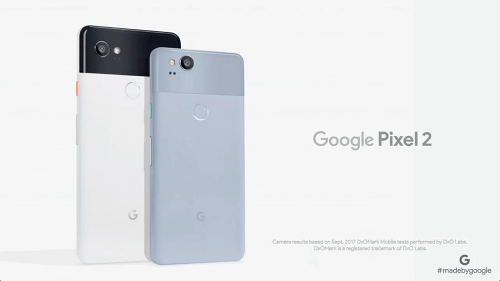 google pixel 2 capa - Google anuncia Pixel 2 e Pixel 2 XL; confira os detalhes