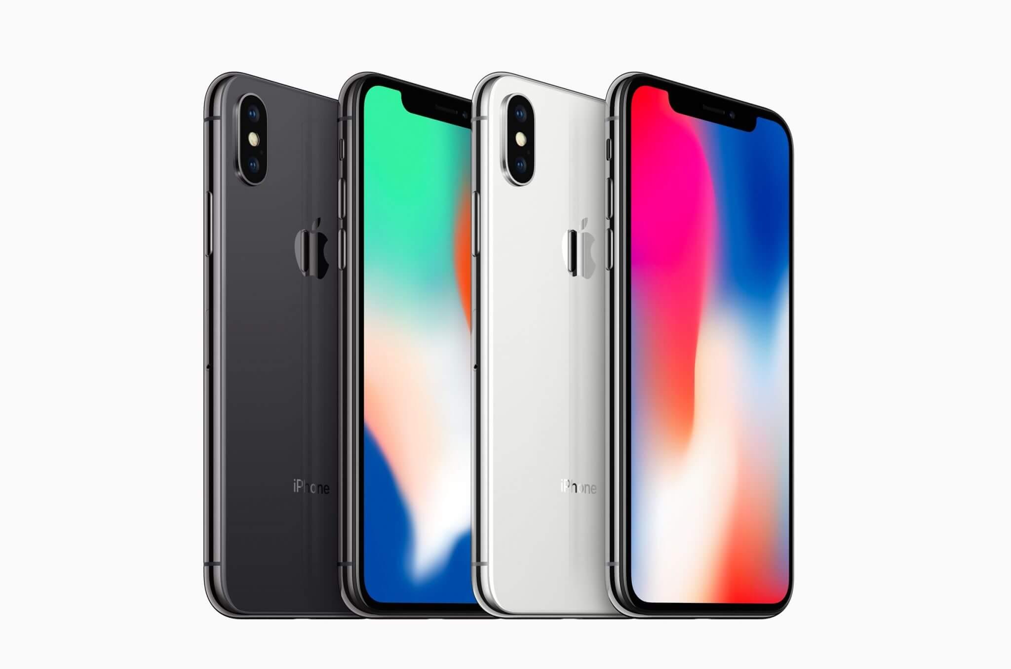 iPhone X family line up - iPhone X tem pré-venda iniciada nos EUA; 8 e 8 Plus chegam ao Brasil