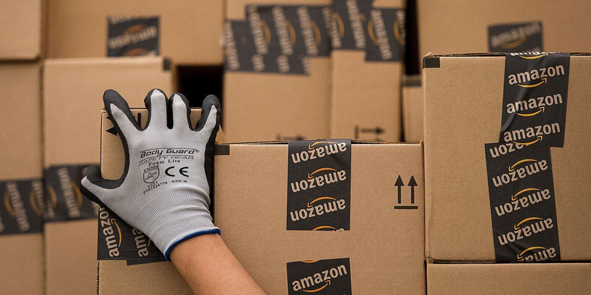 o AMAZON DELIVERY facebook - Amazon brasileira venderá eletrônicos em breve, afirma jornal