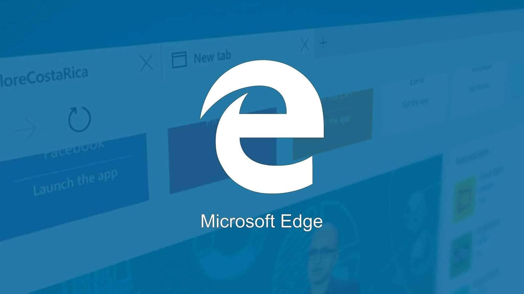 original min - Versão beta do Microsoft Edge para Android já pode ser baixada