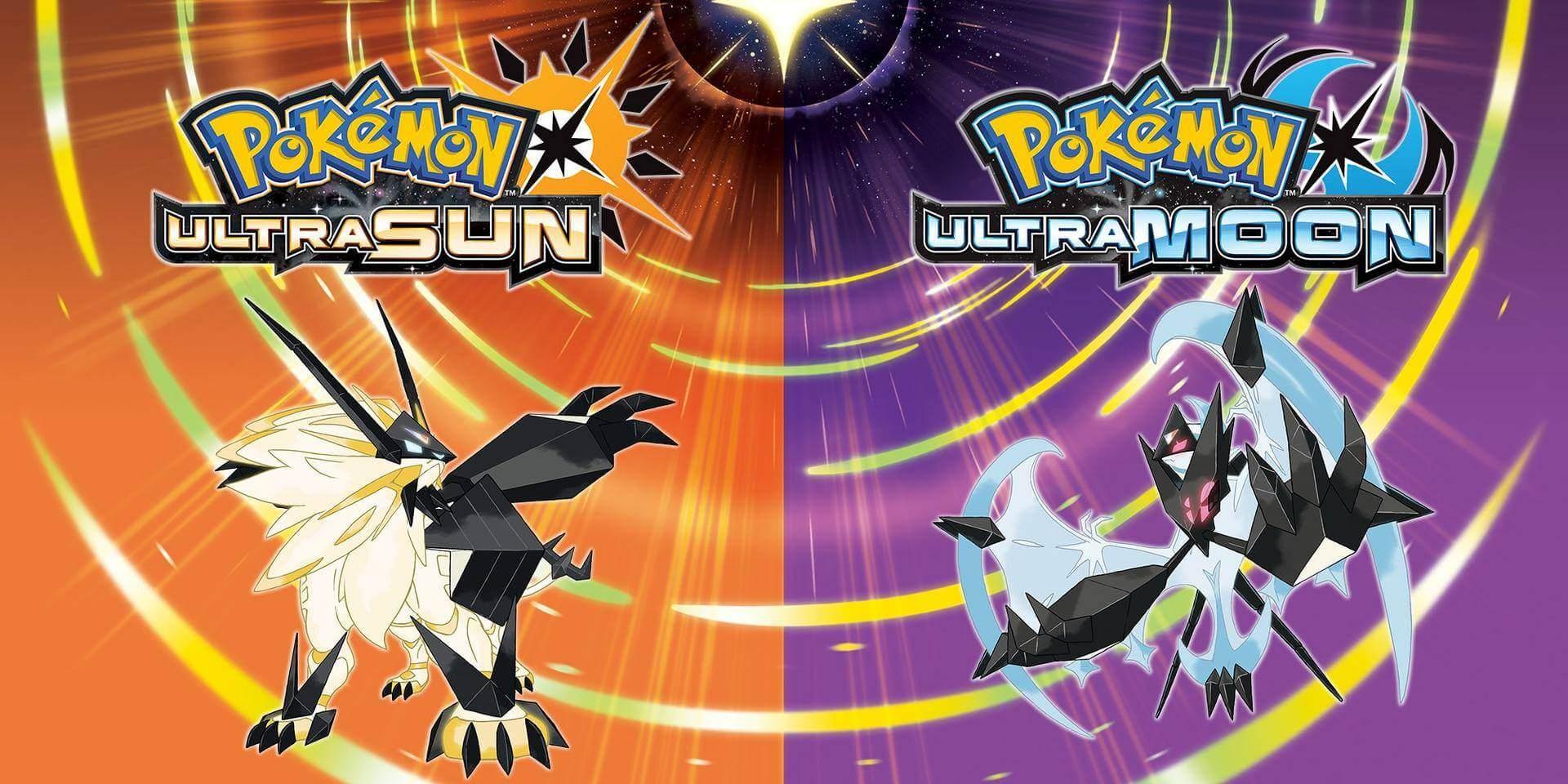 pokemon ultra - Pokémon Ultra Sun e Ultra Moon serão os últimos títulos da franquia no 3DS