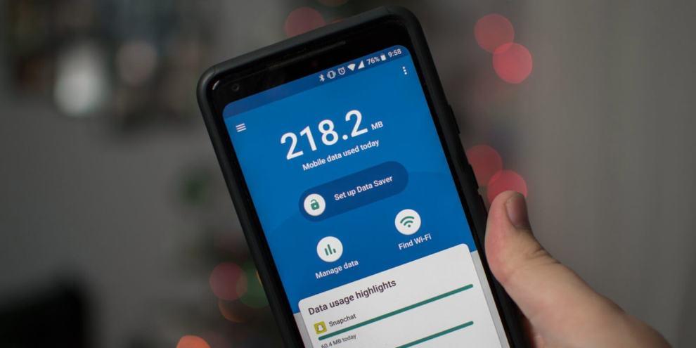 Google lança Datally, aplicativo para controlar gastos com 4G 6