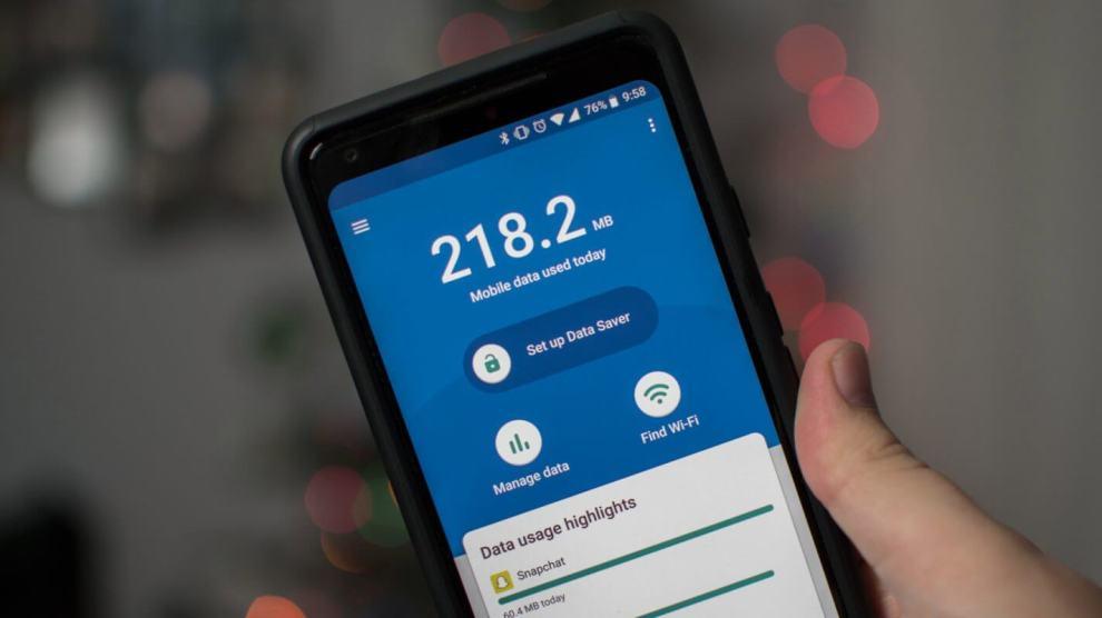 Google lança Datally, aplicativo para controlar gastos com 4G 5