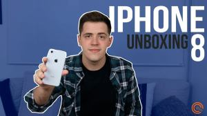 Vídeo: Veja o unboxing do iPhone 8 da Apple