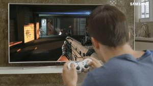 Confira algumas TVs UHD Samsung que atendem o público gamer 14