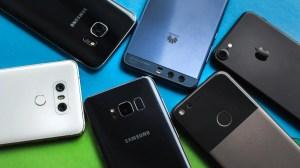Confira os melhores smartphones top de linha para comprar no Natal