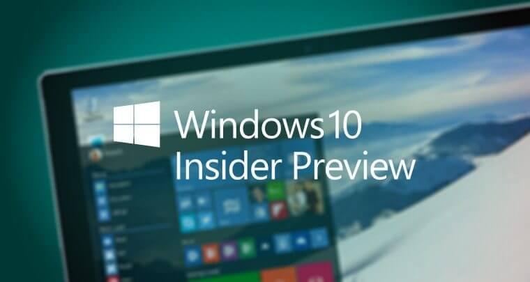 Insider - Nova build do Windows 10 Insider Preview traz Timeline e novos recursos