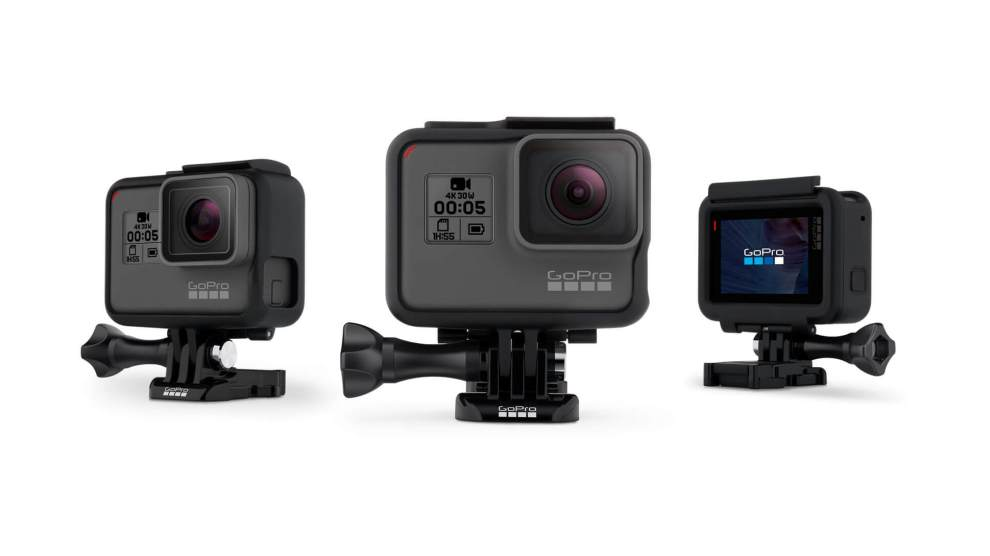 Review: HERO6 BLACK, a nova aposta da GoPro 8
