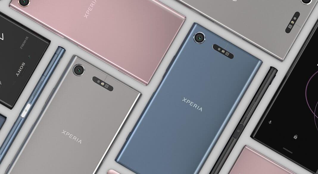 Xperia XZ1 destaque 1068x584 - Sony: vazamento mostra suposto Xperia XZ2 com tela sem bordas