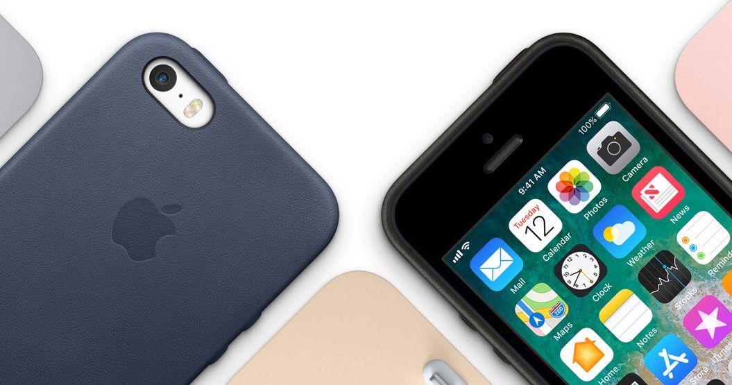 iPhone SE hed - 7 sinais de que a Apple deixou seu iPhone mais lento