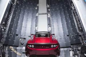 roadster - Elon Musk enviará um carro esportivo para Marte; confira as imagens