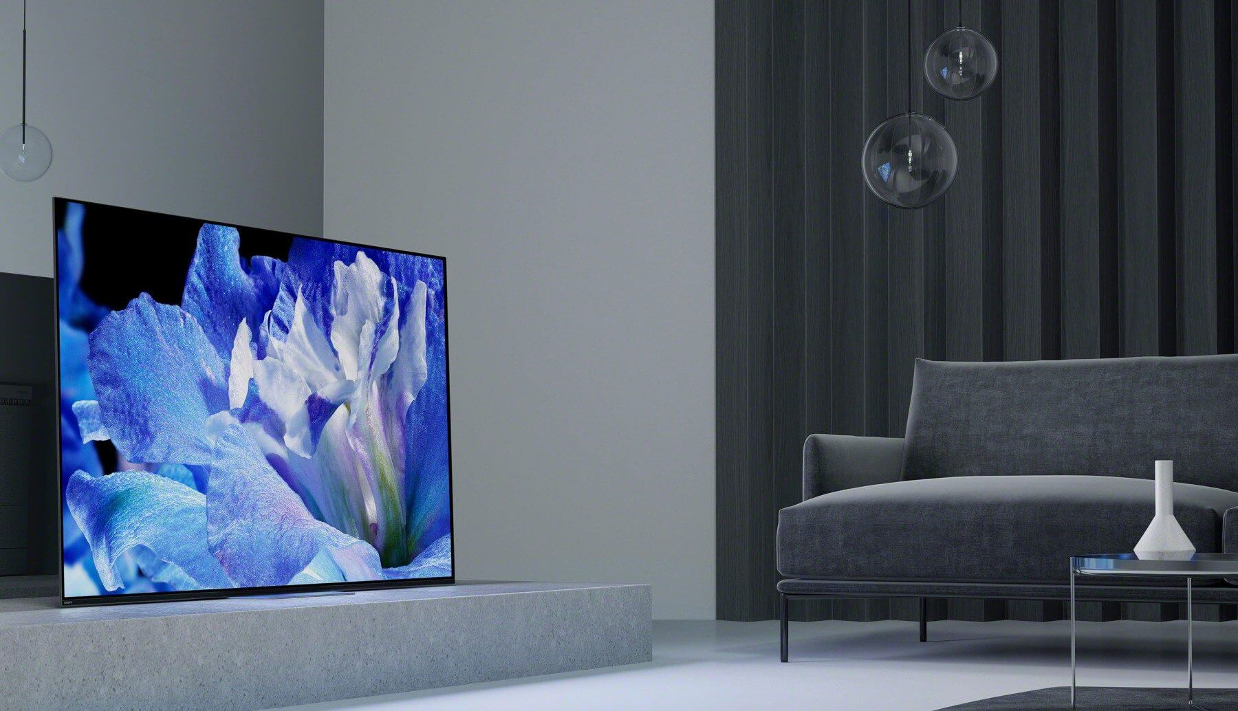 FY18Graphic In Situation A8F 1800 - CES 2018: Sony anuncia novas séries de TVs OLED e LCD 4K HDR