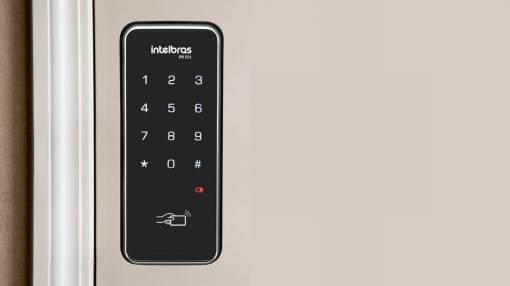 Fechadura Digital Intelbras 201 (1)