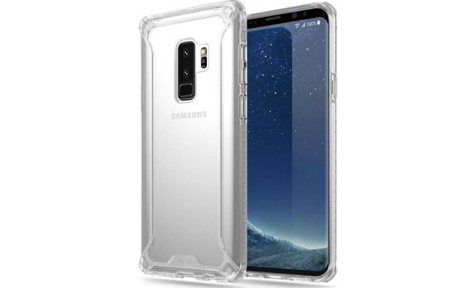 Samsung Galaxy S9 Plus Case GSMArena 6 Widened 1600x967 - Samsung Galaxy S9: tudo o que já sabemos