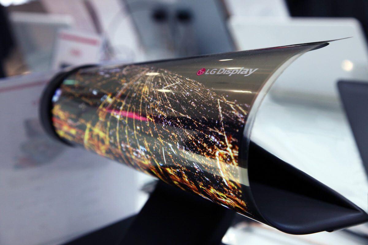 lg foldable display - Telas flexíveis vindo aí? Sony produzirá smartphones com displays OLED