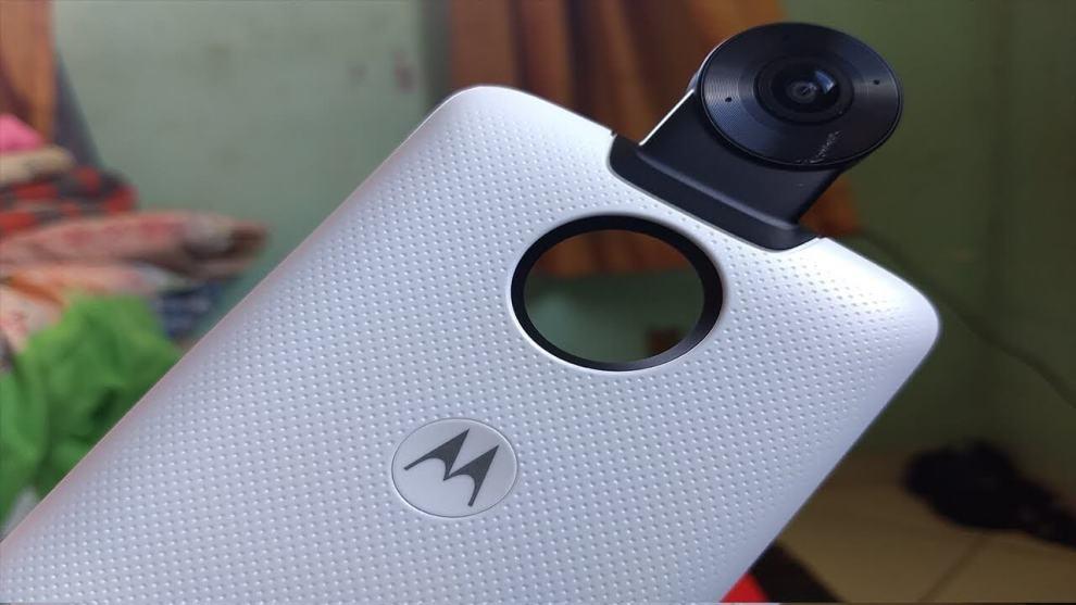 Review: Snap Moto 360 Câmera 7